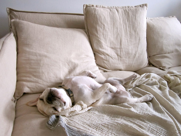 montreal vs paris sunday morning. Black Bedroom Furniture Sets. Home Design Ideas