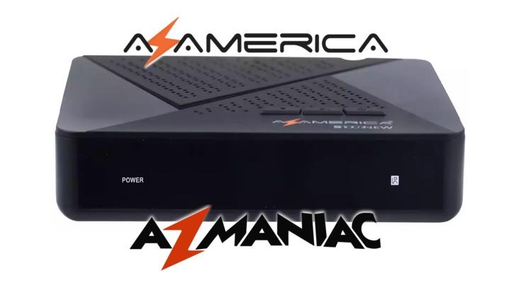 Azamérica S1007 New