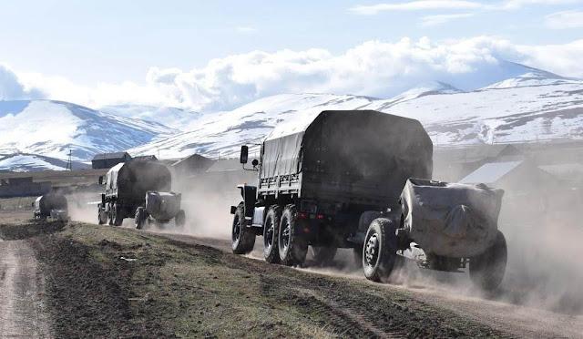 Armenia evita incursión de Azerbaiyán: Soldados y civiles armenios