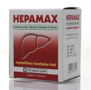 Harga Hepamax cap Terbaru 2017