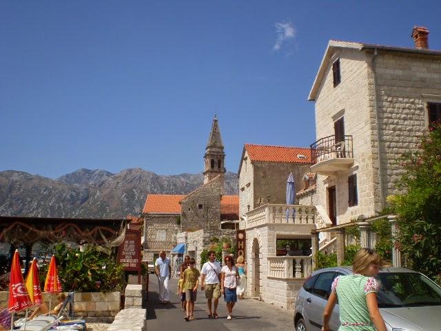 Пераст-в-Черногории
