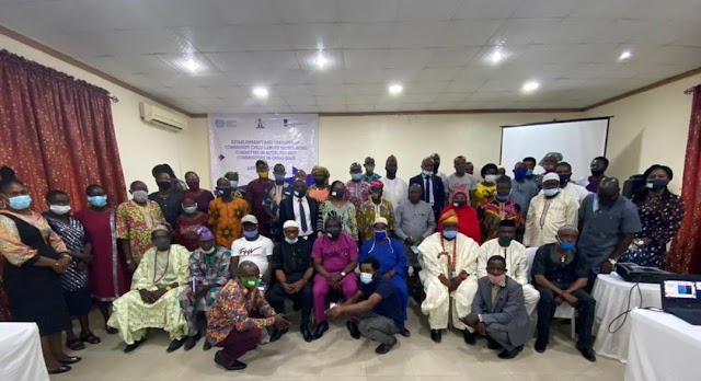 ILO TRAINING WORKSHOP AND ESTABLISHMENT OF COMMUNITY CHILD LABOUR MONITORING COMMITTEES HOLDING SIMULTANEOUSLY IN NIGER STATE AND ONDO STATE AT NASFAH HOTEL, MINNA, AND ROYAL BIRDS HOTEL, AKURE, FROM 26 to 29 APRIL 2021