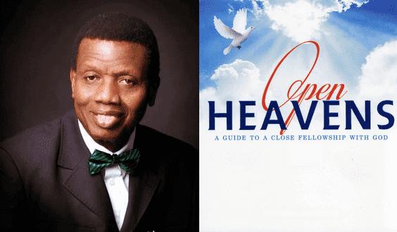Open Heaven 8 June 2019 – Broken Vessel Or Pliable Clay?