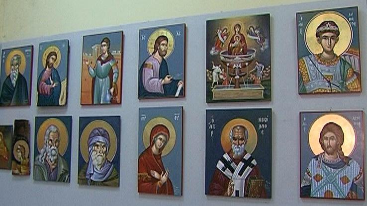 Έκθεση Αγιογραφίας στην Αλεξανδρούπολη