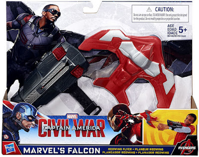 TOYS : JUGUETES - MARVEL   Capitan America 3 Civil War - Falcon : Planeador Redwing  Producto Oficial Película 2016 | Hasbro | A partir de 5 años  Comprar en Amazon España & buy Amazon USA