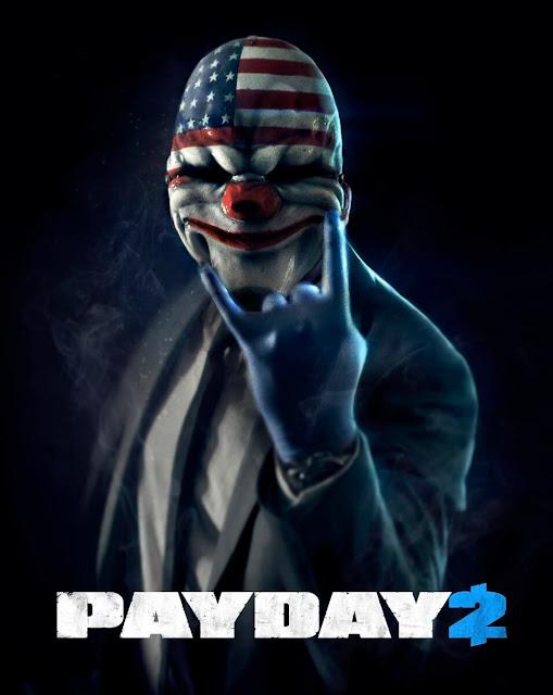 تحميل لعبة payday 2 تورنت