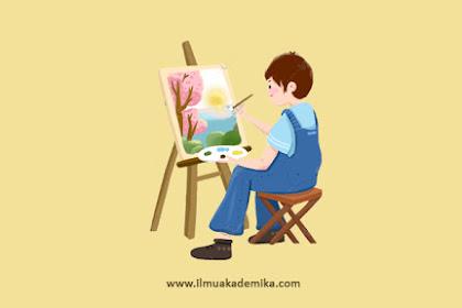 Cerita Bahasa Arab tentang Hobi Menggambar dan Artinya