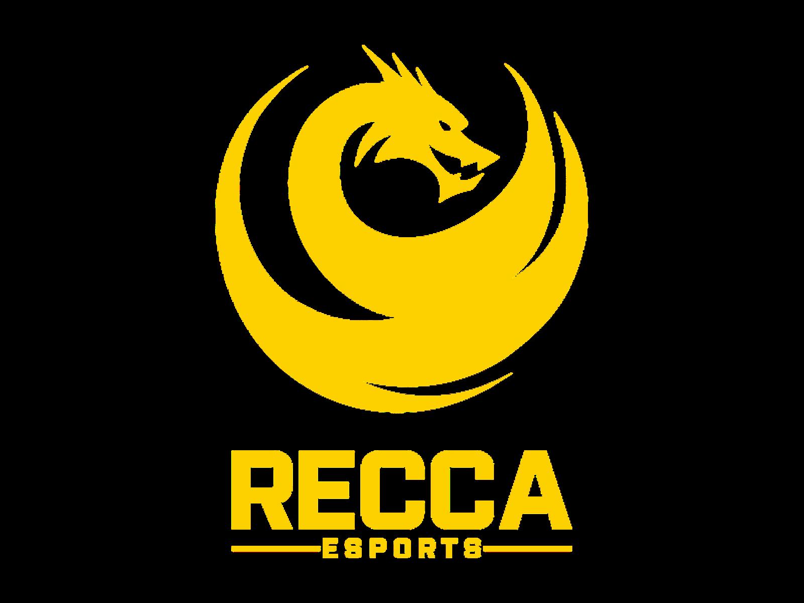 Logo Recca Esports Format PNG