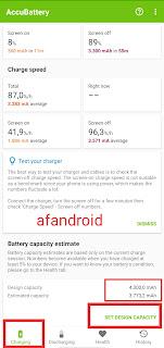 cara cek kesehatan baterai android