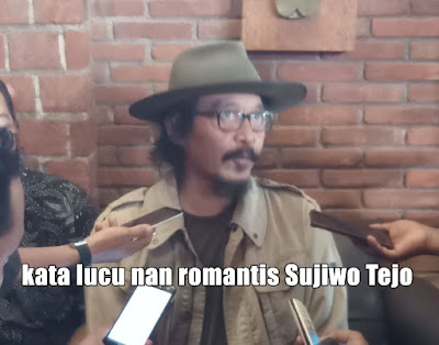 kata lucu nan romantis Sujiwo Tejo