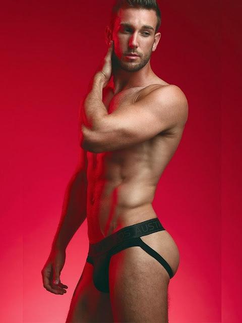 2Eros Erebus Jockstrap Underwear Darkness Gayrado Online Shop