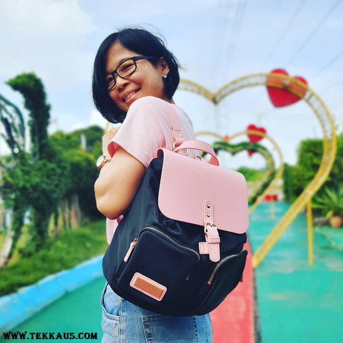 BlackPink Gaston Luga Backpack For Blink Fans
