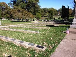 graves of children