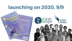 Buku 'Menggebuk Pagebluk' Hasil Kolaborasi GhirahBelajar.com dengan Pustaka Sedayu dan 13 Penulis akan Dilaunching pada 9/9