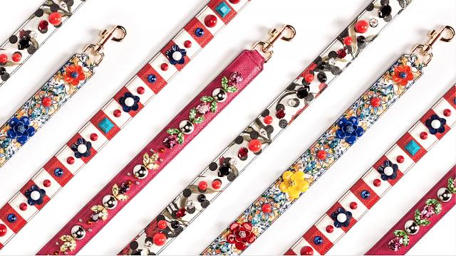 Dolce & Gabbana Bag Straps