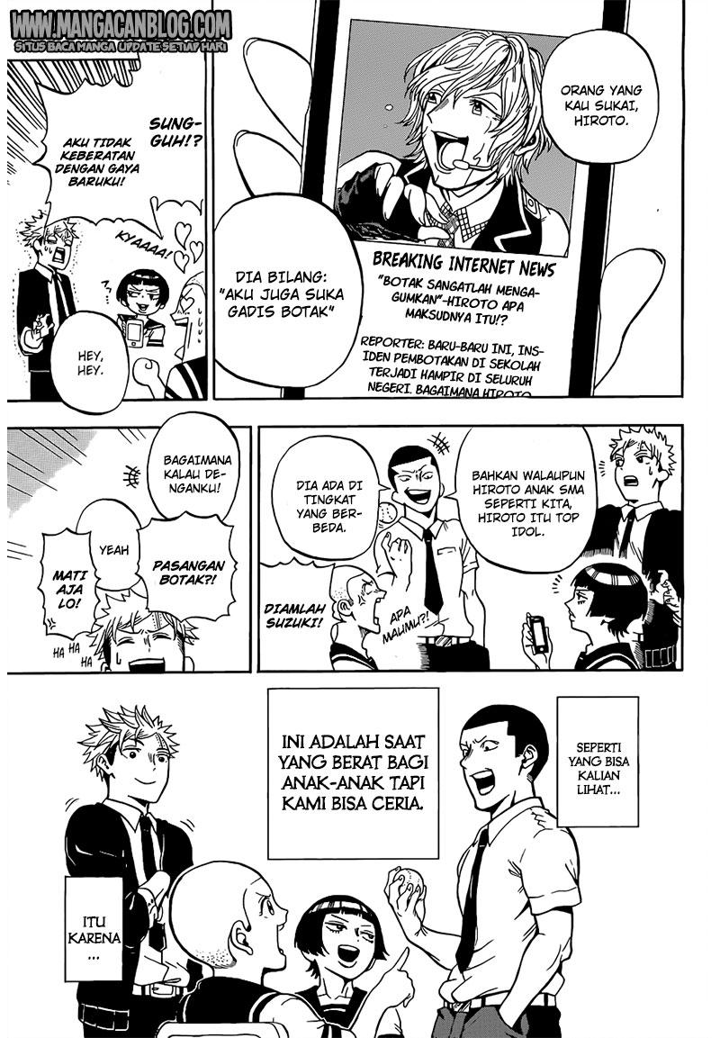 Dilarang COPAS - situs resmi www.mangacanblog.com - Komik u19 001 - kudou eiji dan orang terhormat 2 Indonesia u19 001 - kudou eiji dan orang terhormat Terbaru 17|Baca Manga Komik Indonesia|Mangacan