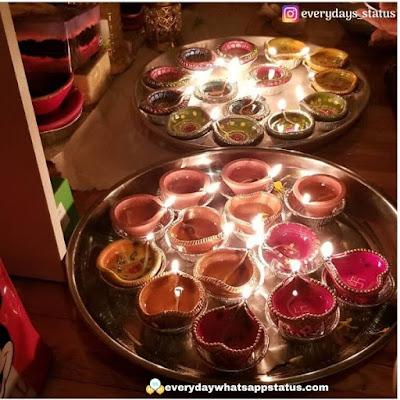 choti diwali image | Everyday Whatsapp Status | Unique 120+ Happy Diwali Wishing Images Photos