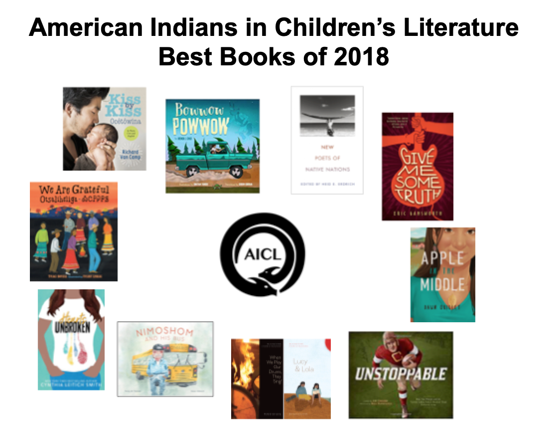 ac7495246644 American Indians in Children s Literature (AICL)  AICL s Best Books ...