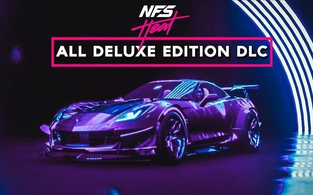 تحميل لعبة Need for Speed Heat Deluxe Edition مجانا للكمبيوتر