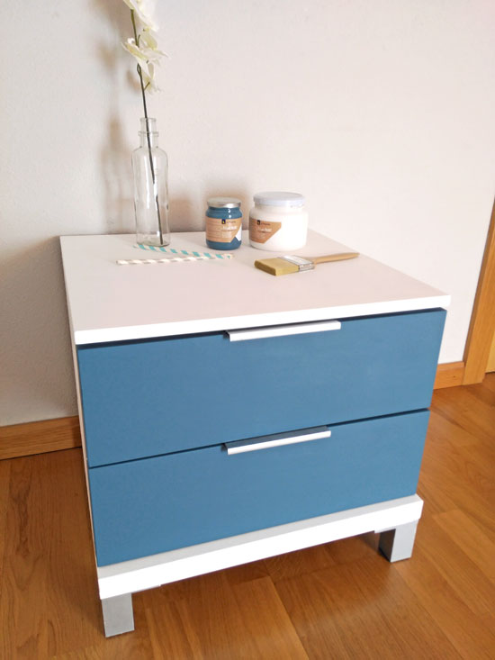 Cómo pintar tus muebles para darles un nuevo aire? | Blog F de Fifi ...