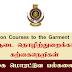 Extension Courses to the Garment Industry - இலங்கை மொரட்டுவ பல்கலைக்கழகம்