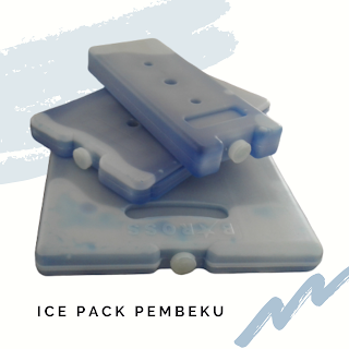 ice pack - cool pack - blue ice pack
