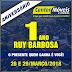 Aniversário da Center Móveis em Ruy Barbosa traz uma série de promoções e descontos. Dia 28 e 29 de março. Visite e comprove!