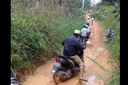 Satu Lagi Klaim Jokowi Yang Dipertanyakan, 191 Ribu Km Jalan Desa?