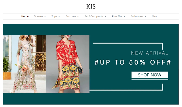 Shop Elegant Dresses at KIS.net