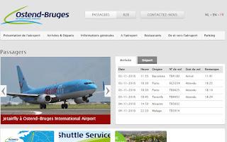 Aeropuerto de Ostende
