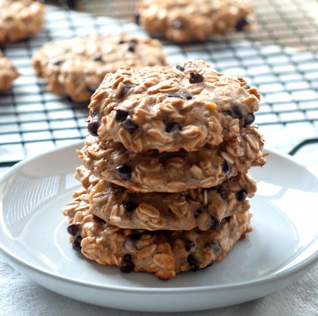 Healthiest Breakfast Cookies