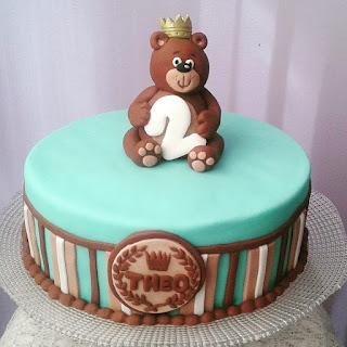 Mesversário Urso