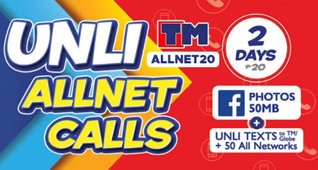 TM ALLNET20 Promo
