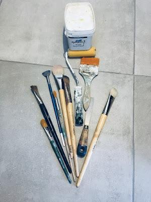 Panelle de pinceau