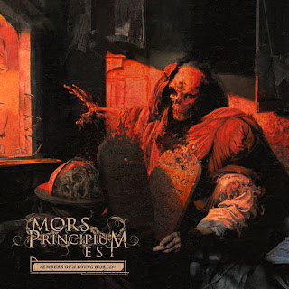 Mors Principium Est - Embers Of A Dying World (2017) - Album Download, Itunes Cover, Official Cover, Album CD Cover Art, Tracklist