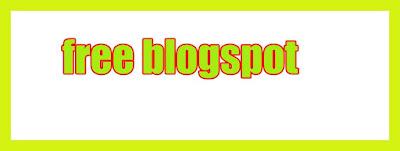 free blogspot