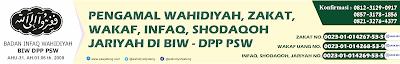 Penyiar Sholawat Wahidiyah