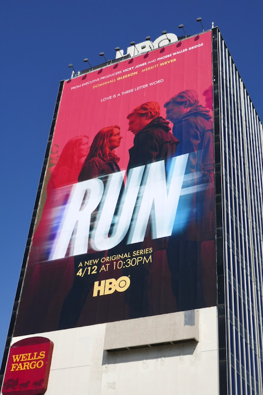 Giant Run season 1 billboard