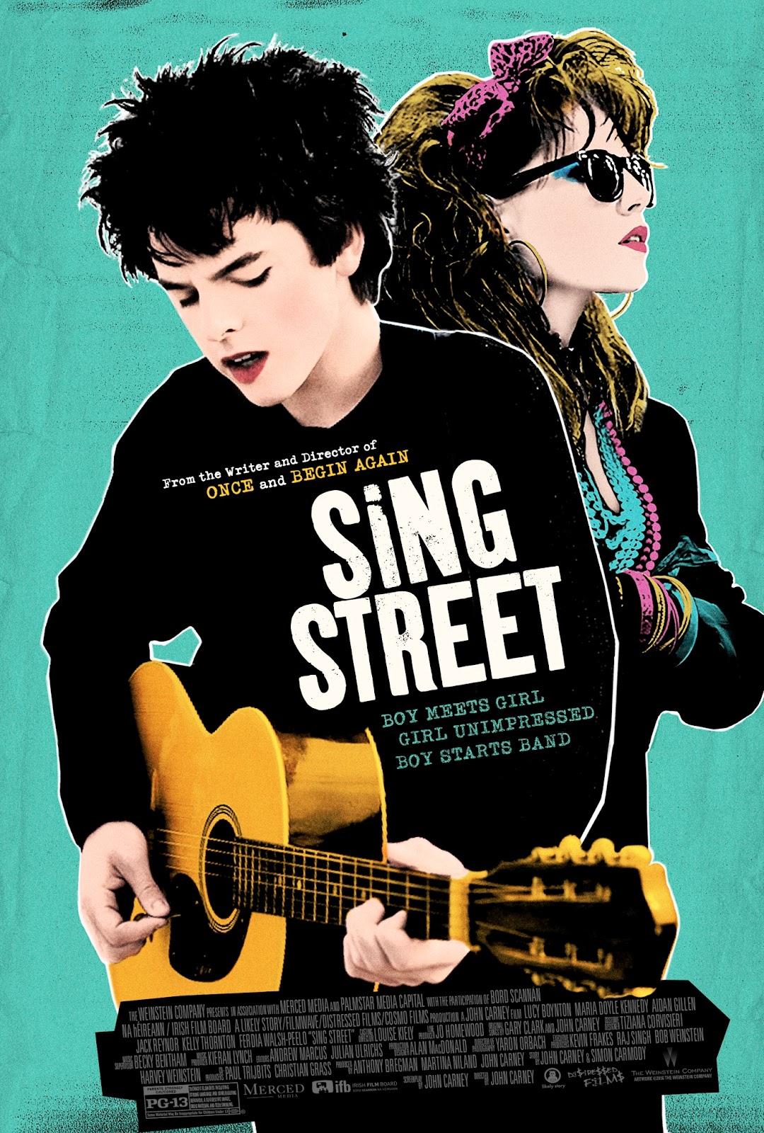Sing Street: Música E Sonho - HD 720p - Legendado