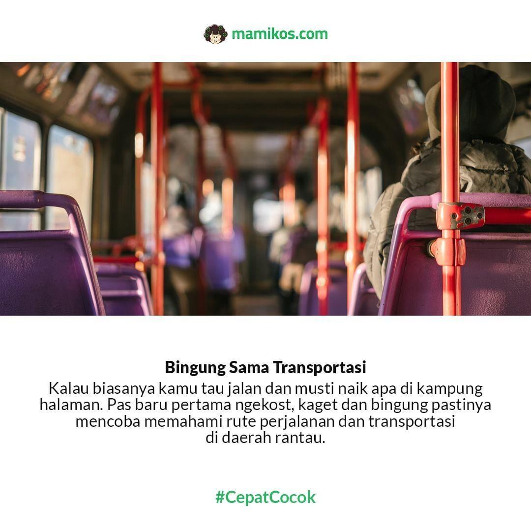 Bingung Sama Transportasi