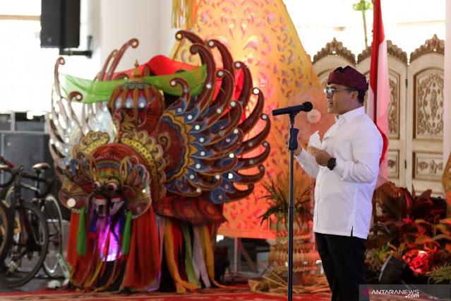 Banyuwangi Festival 2021 diluncurkan.