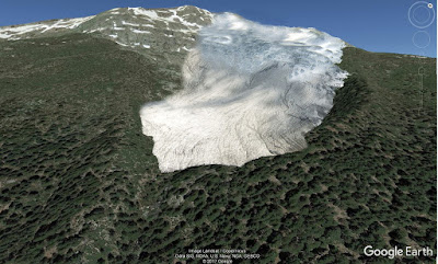 Glaciar de Pepe Hernando.