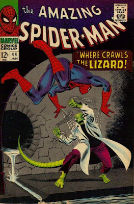 Amazing Spider-Man #44, the Lizard