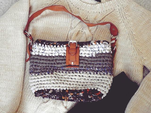 Tehdään vanha uudelleen - Ihana rag bag