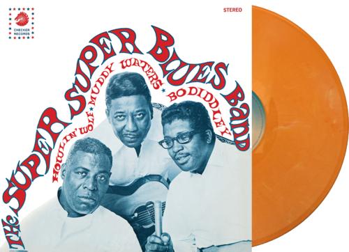Vinyl Watch: Super Super Blues Band