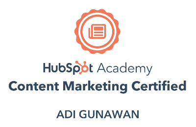 Jawaban HubSpot Content Marketing