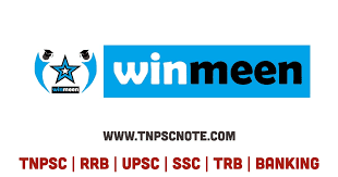Winmeen TNPSC Group Exam 7th Standard Tamil Notes Part 9