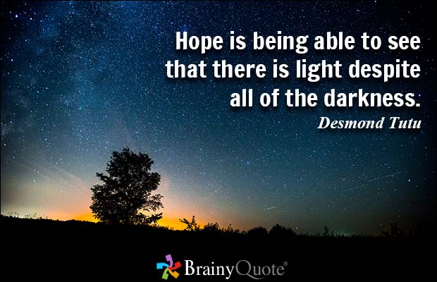 Quotes Of Hope And Inspiration For The New Year Tom Seaman
