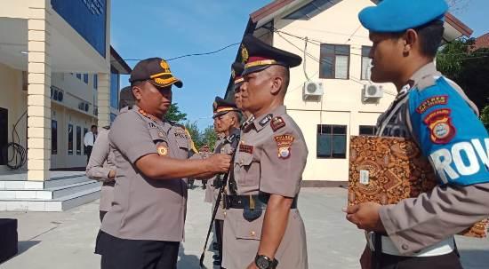 Mutasi Dilingkup Polres, Kepulauan Selayar, Ini Pejabat Yang Dilantik