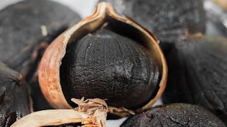 Công dụng tuyệt vời của tỏi đen đối với sức khỏe
